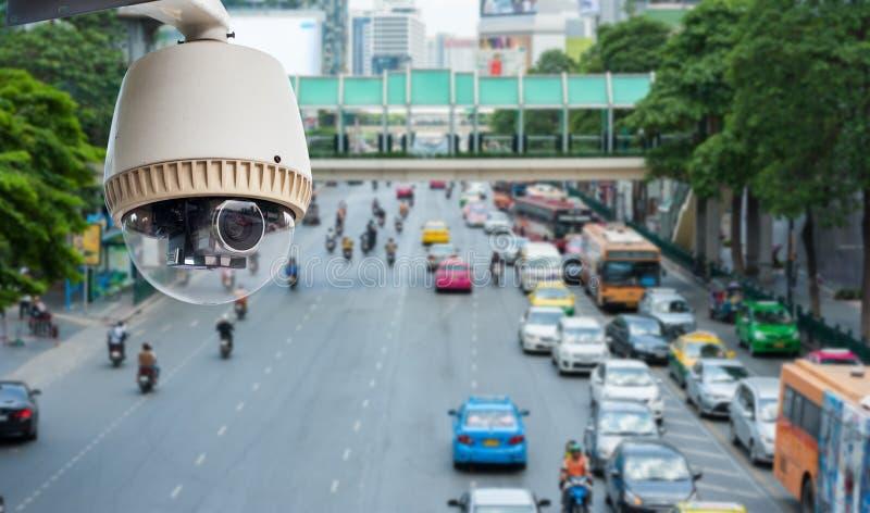 η υψηλή απεικόνιση CCTV φωτογραφικών μηχανών ανασκόπησης απομόνωσε το ποιοτικό λευκό στοκ εικόνα