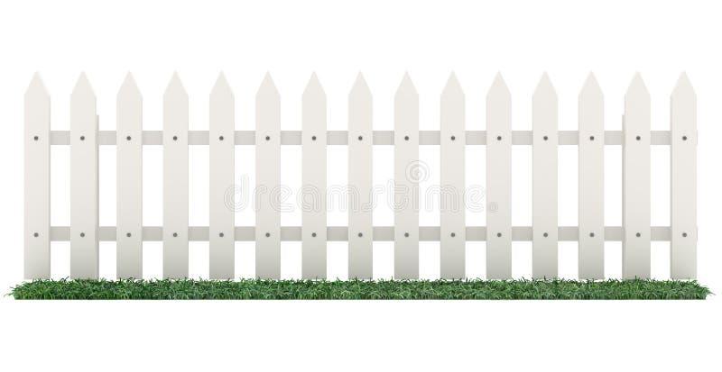 η φραγή απομόνωσε το λευ&kap διανυσματική απεικόνιση