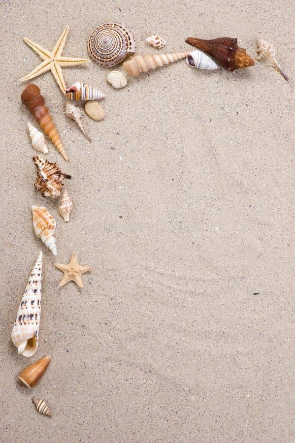 η φυσική θάλασσα πλαισίω&nu στοκ εικόνες