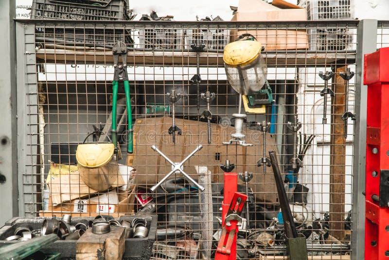 Η φωτογραφία του εργαλείου για τις επισκευές αυτοκινήτων στοκ φωτογραφία με δικαίωμα ελεύθερης χρήσης