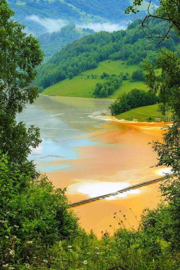 Η φύση είναι η τέχνη του Θεού Τρανσυλβανία! στοκ εικόνες