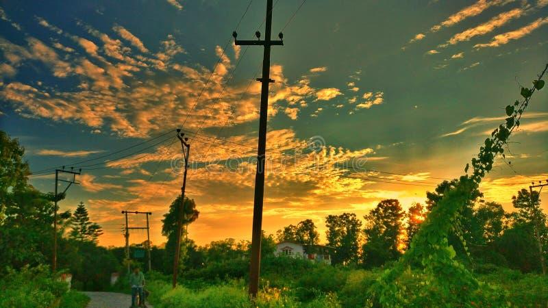 Η φύση φορά πάντα τα χρώματα του πνεύματος στοκ εικόνες