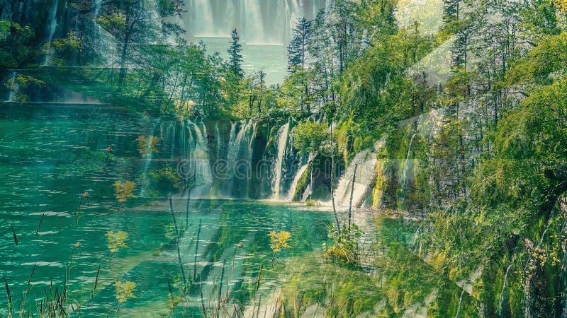 Η όμορφη φύση του πλανήτη μας στοκ εικόνες
