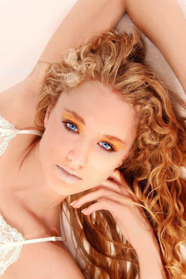 η όμορφη Emma στοκ φωτογραφίες με δικαίωμα ελεύθερης χρήσης