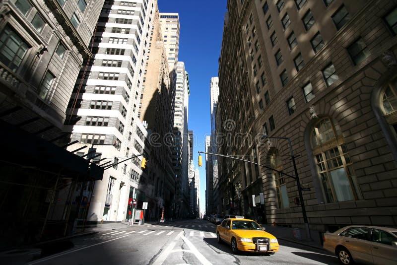 η broadway κλασσική Νέα Υόρκη στοκ φωτογραφία με δικαίωμα ελεύθερης χρήσης