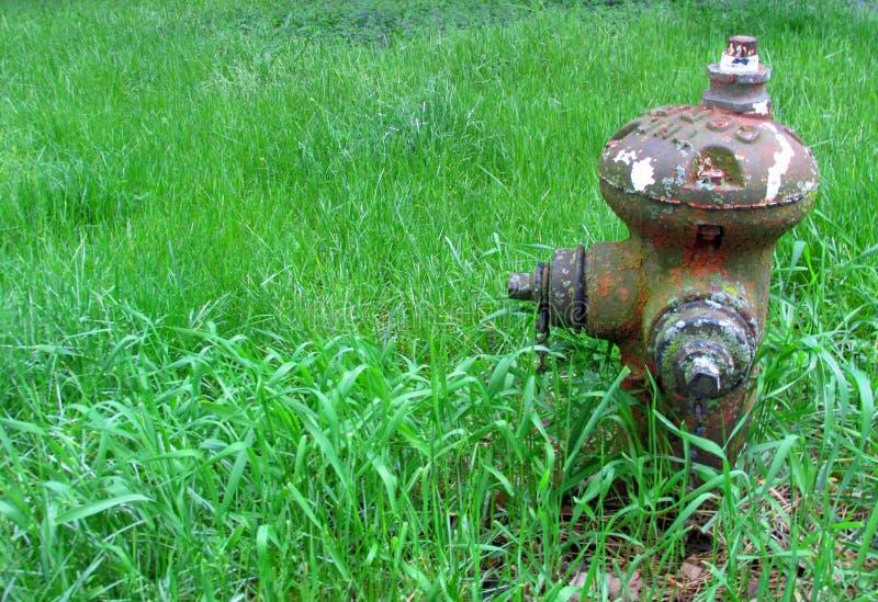 Η Farmer και ένας περίπατος στομίων υδροληψίας σε έναν φραγμό στοκ εικόνες
