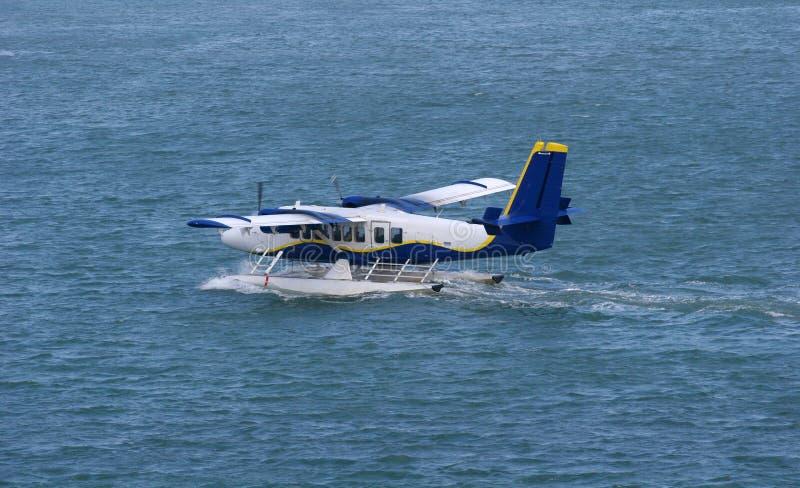 θάλασσα αεροπλάνων στοκ εικόνες