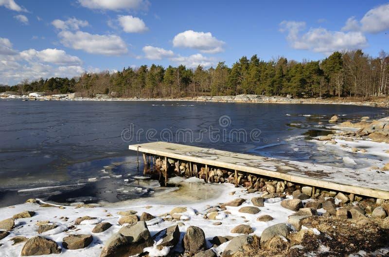 θάλασσα γεφυρών κόλπων στοκ φωτογραφίες με δικαίωμα ελεύθερης χρήσης