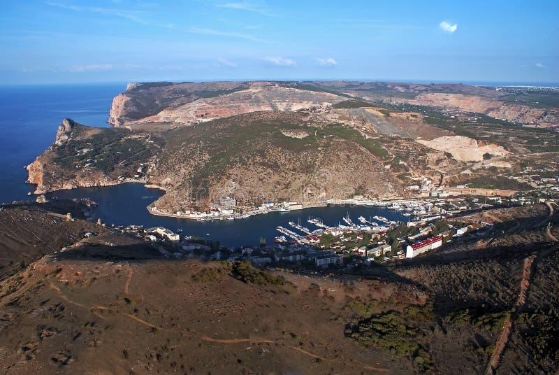 θάλασσα γλάρων s balaklava glanse στοκ εικόνες με δικαίωμα ελεύθερης χρήσης