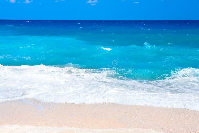 θάλασσα παραλιών στοκ φωτογραφίες