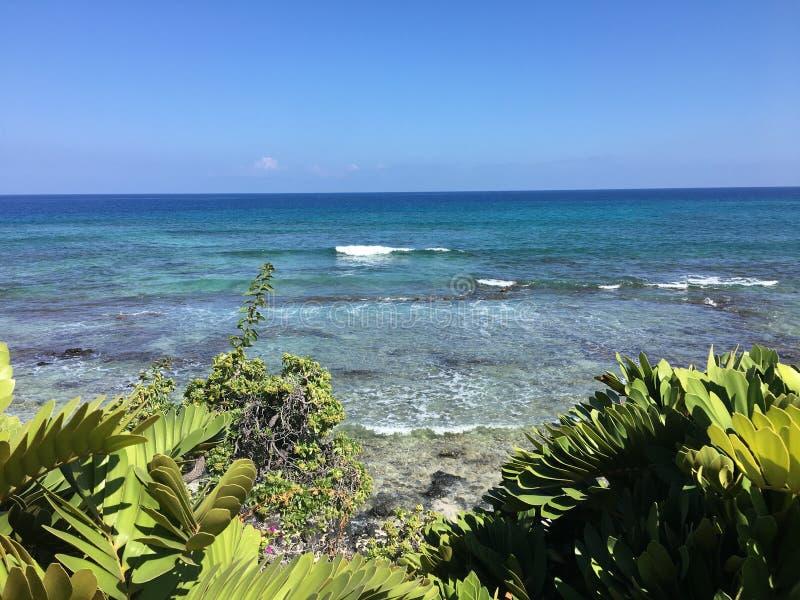 θάλασσα στην υποδοχή στοκ εικόνες με δικαίωμα ελεύθερης χρήσης