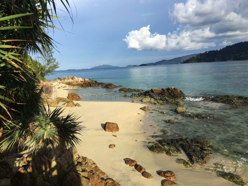 Θάλασσα στο lipe στοκ εικόνες με δικαίωμα ελεύθερης χρήσης