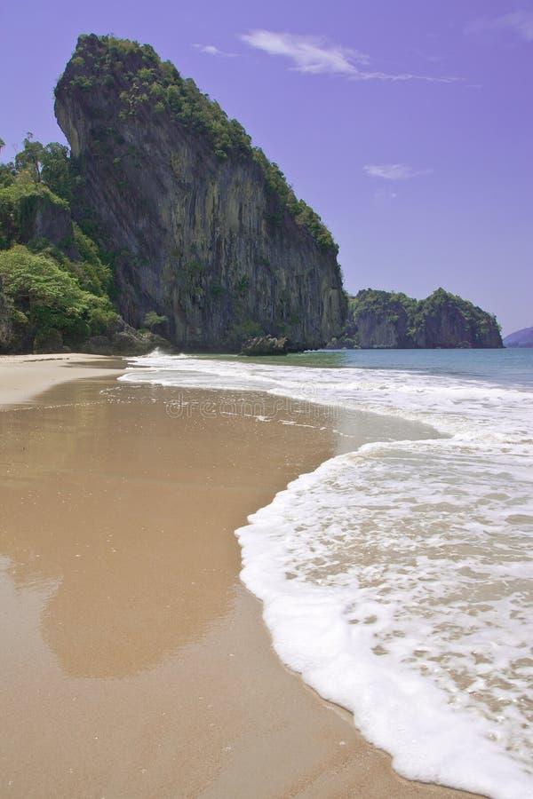 θάλασσα ταϊλανδική Ταϊλάνδη επαρχιών νησιών trang στοκ φωτογραφίες
