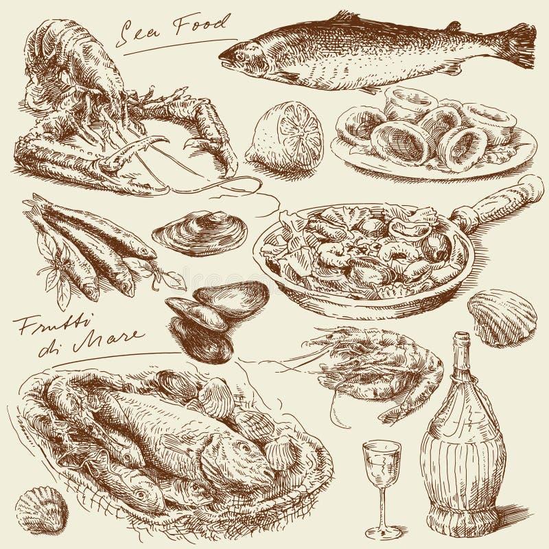 θάλασσα τροφίμων