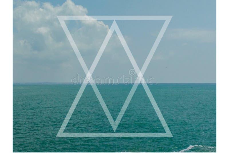 Θάλασσα των ελπίδων στοκ φωτογραφίες με δικαίωμα ελεύθερης χρήσης