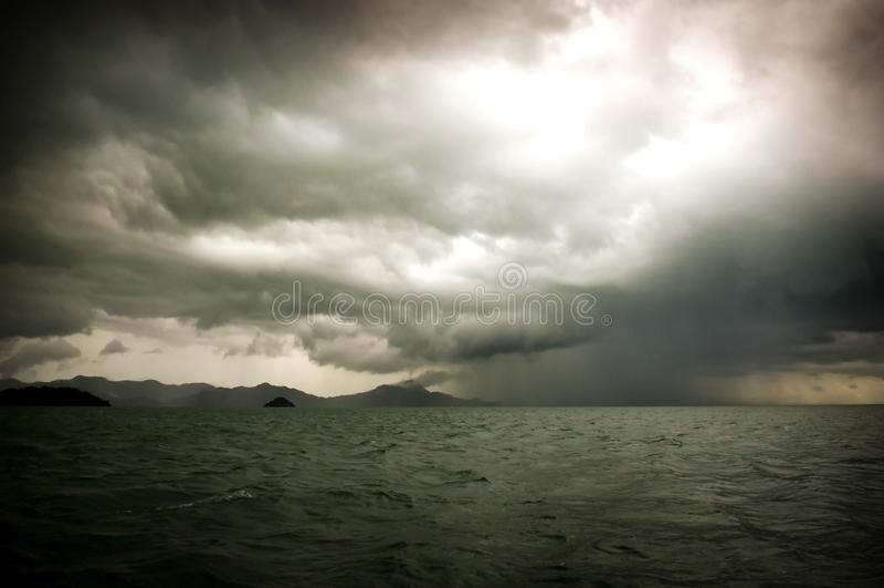 θάλασσες θυελλώδεις στοκ εικόνα με δικαίωμα ελεύθερης χρήσης