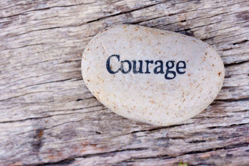 θάρρος στοκ φωτογραφίες