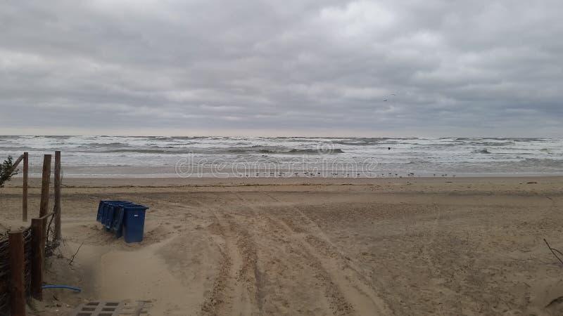 Θάλασσα απογεύματος στοκ εικόνες