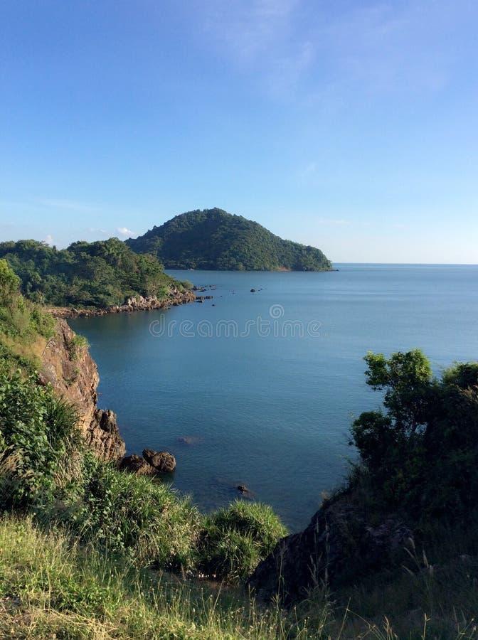 Θάλασσα η απέραντη κοιλάδα στοκ εικόνα με δικαίωμα ελεύθερης χρήσης