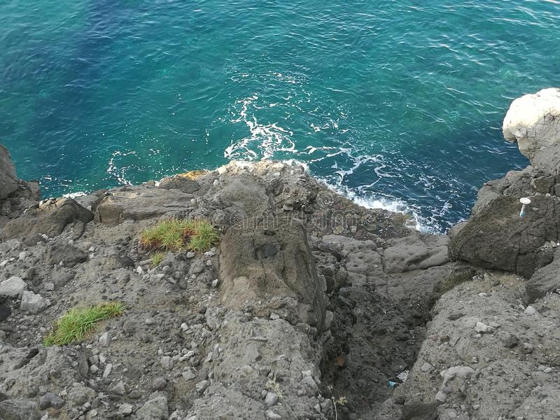 Θάλασσα της ζωής στοκ εικόνα