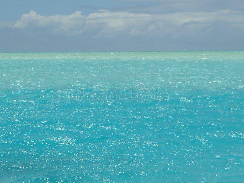θάλασσα τροπική στοκ φωτογραφίες