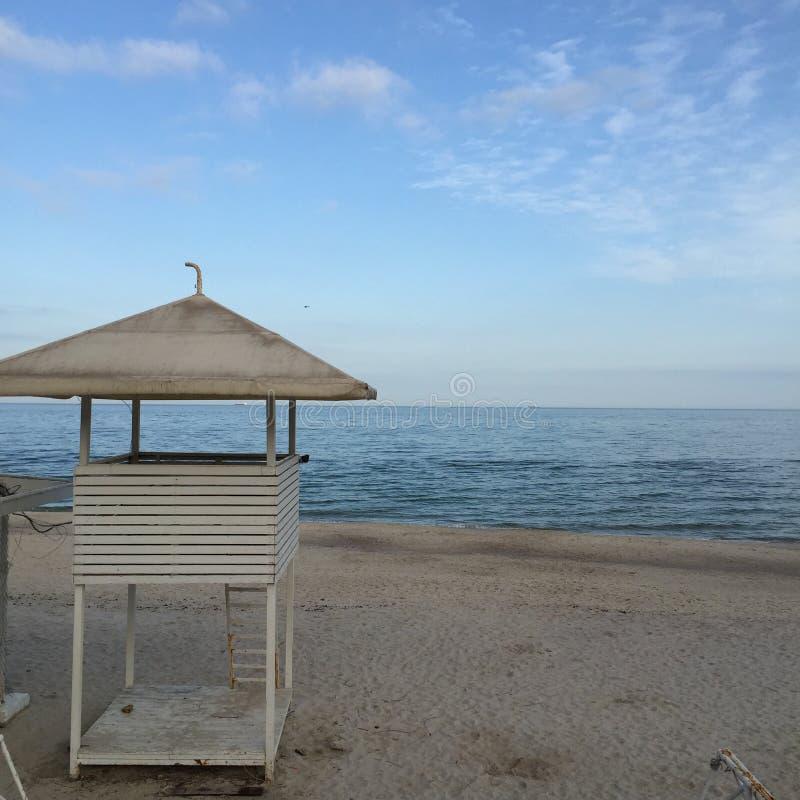 θάλασσα φύσης οριζόντων σύνθεσης στοκ φωτογραφία με δικαίωμα ελεύθερης χρήσης