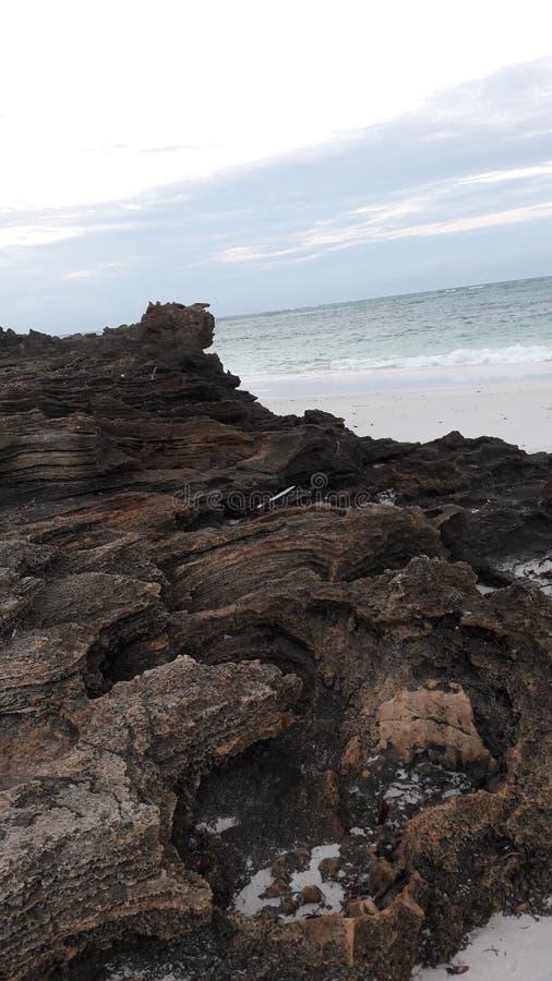 Θάλασσα Chiseld στοκ εικόνες