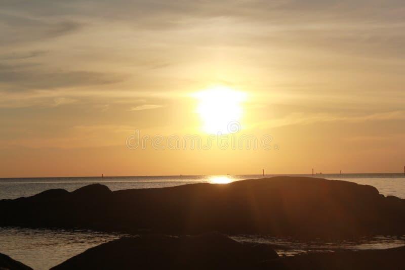 Θάλασσα Sky& στοκ φωτογραφίες