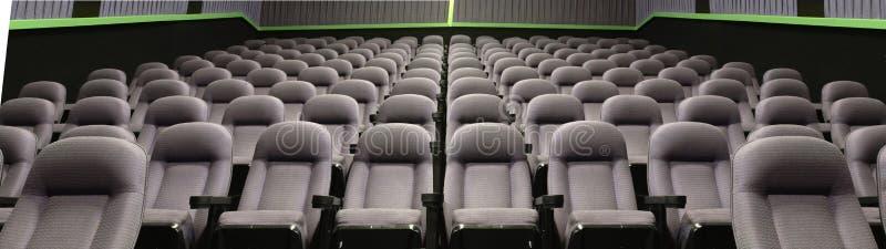 Download θέατρο καθισμάτων στοκ εικόνα. εικόνα από κινηματογράφος - 120515