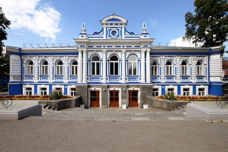 Θέατρο του νέου θεατή. Ρωσία. Perm. στοκ φωτογραφίες