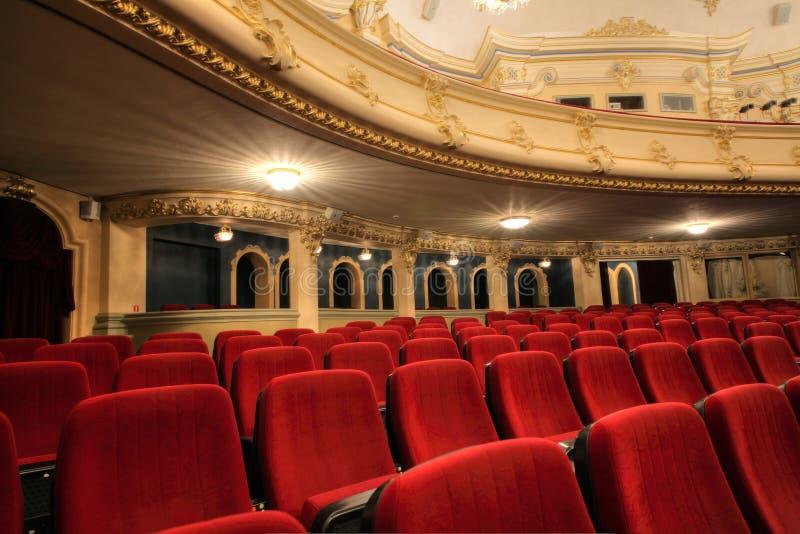 Θέατρο στοκ φωτογραφία με δικαίωμα ελεύθερης χρήσης