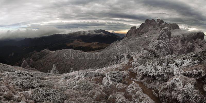 Θέα βουνού αριθ. 2 στοκ φωτογραφία