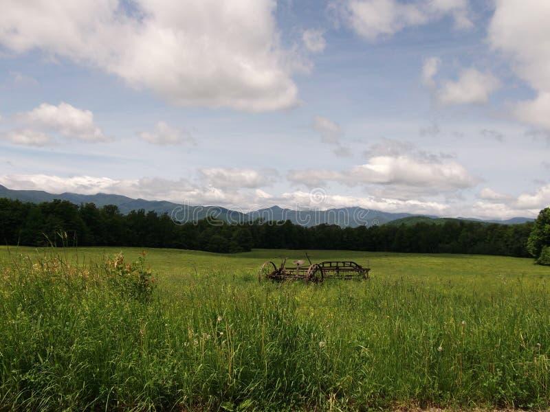 Θέα βουνού 4 στοκ φωτογραφίες