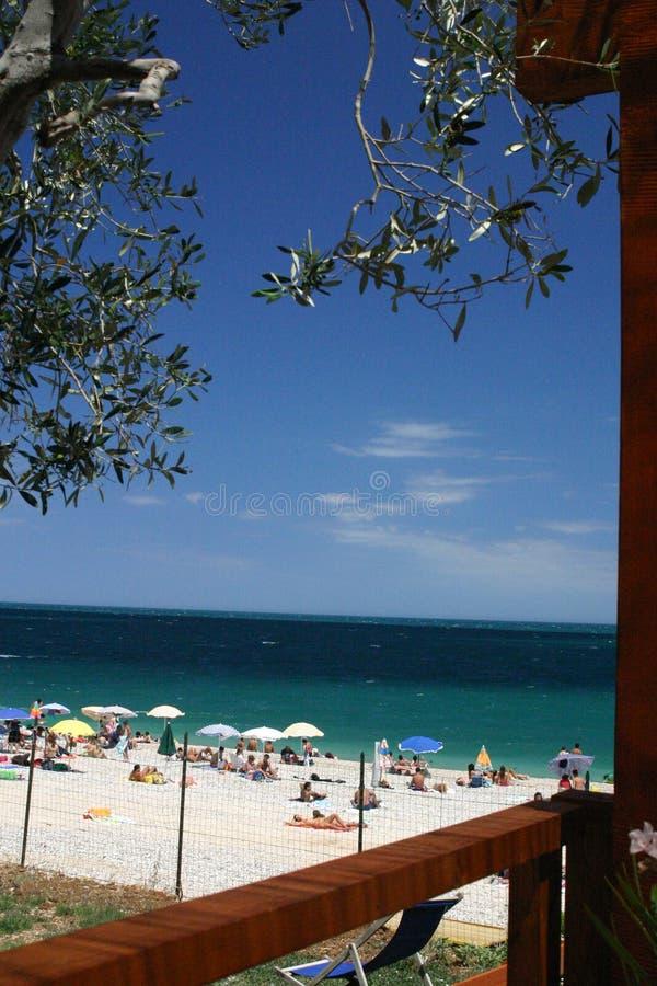 θέα θάλασσας στοκ εικόνες με δικαίωμα ελεύθερης χρήσης