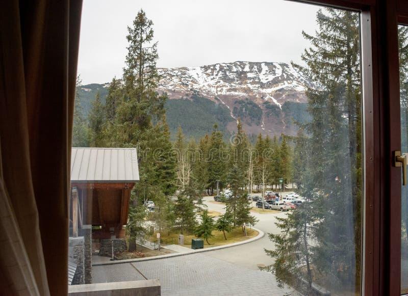 Θέα στο Girdwood Alaska