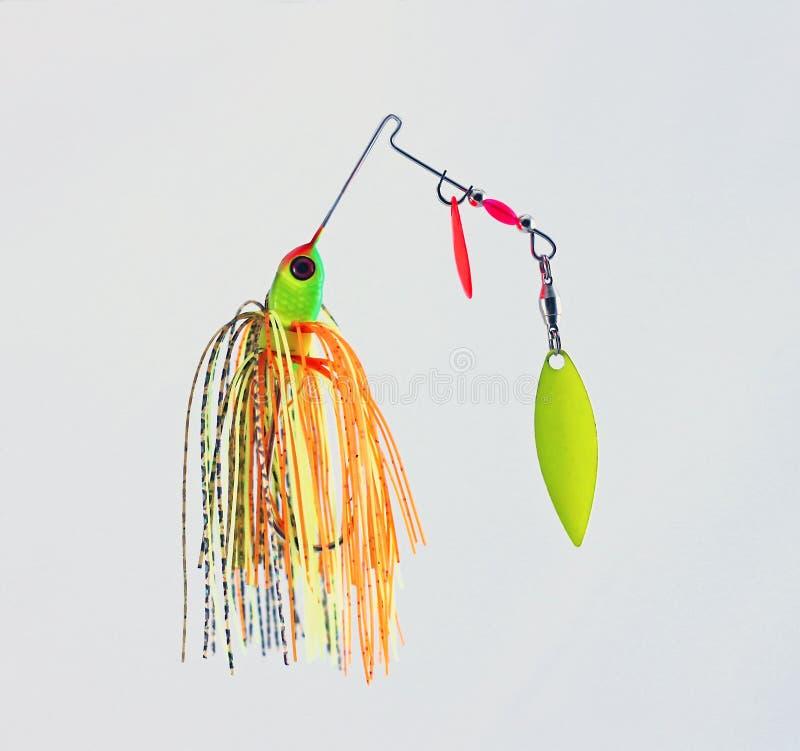 θέλγητρο αλιείας στοκ φωτογραφία