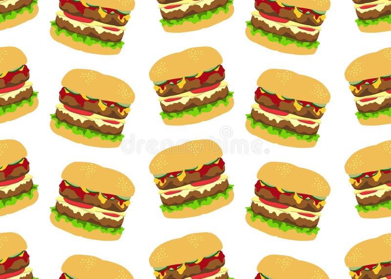 Download Θέμα εστιατορίων τροφίμων και ποτών Διανυσματική απεικόνιση - εικονογραφία από γρήγορα, σάντουιτς: 62713016