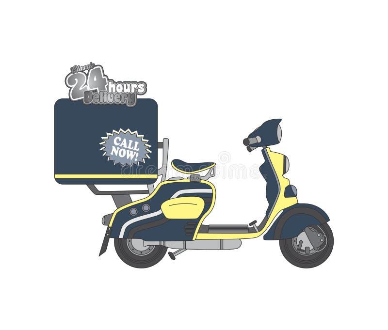 Download Θέμα μοτοσικλετών διανυσματική απεικόνιση. εικονογραφία από φυλή - 62710573