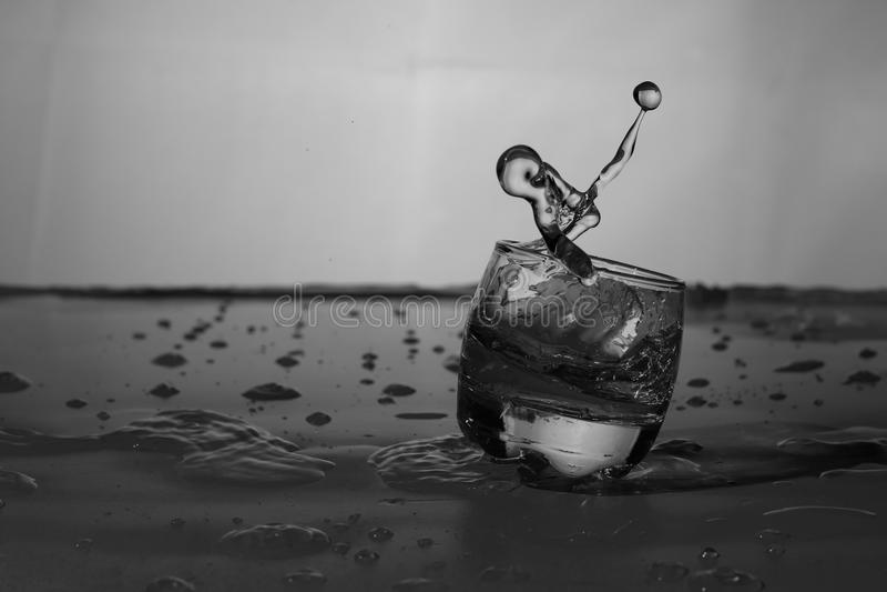 Θέμα νερού στοκ φωτογραφίες με δικαίωμα ελεύθερης χρήσης