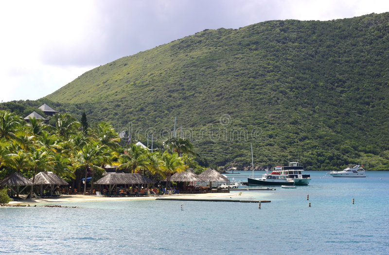 θέρετρο νησιών στοκ φωτογραφία