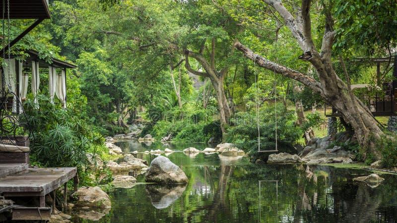 Θέρετρο ποταμών στοκ φωτογραφία με δικαίωμα ελεύθερης χρήσης
