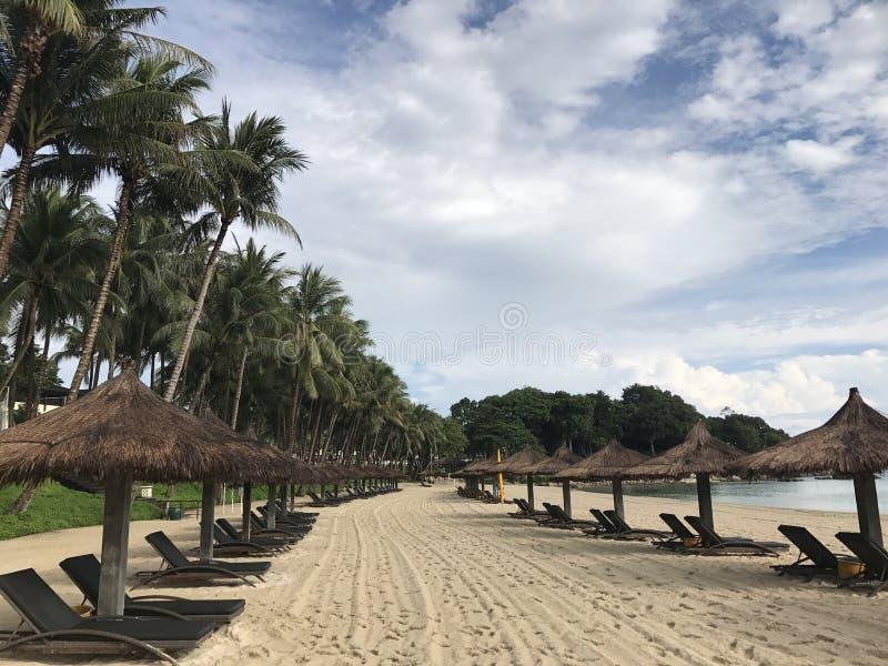 Θέρετρο Bintan της Club Med στοκ φωτογραφία με δικαίωμα ελεύθερης χρήσης