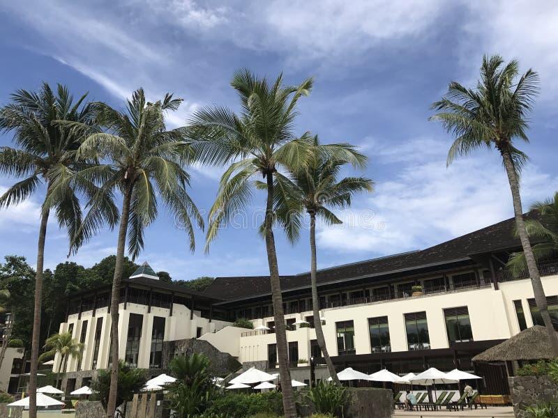 Θέρετρο Bintan της Club Med στοκ φωτογραφίες με δικαίωμα ελεύθερης χρήσης