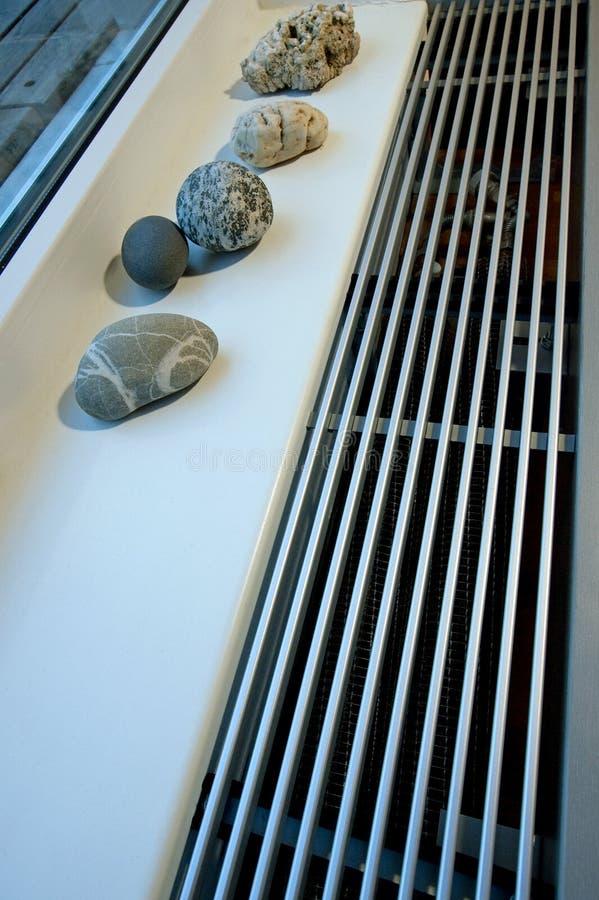 θέρμανση πατωμάτων διακοσ& στοκ φωτογραφία με δικαίωμα ελεύθερης χρήσης