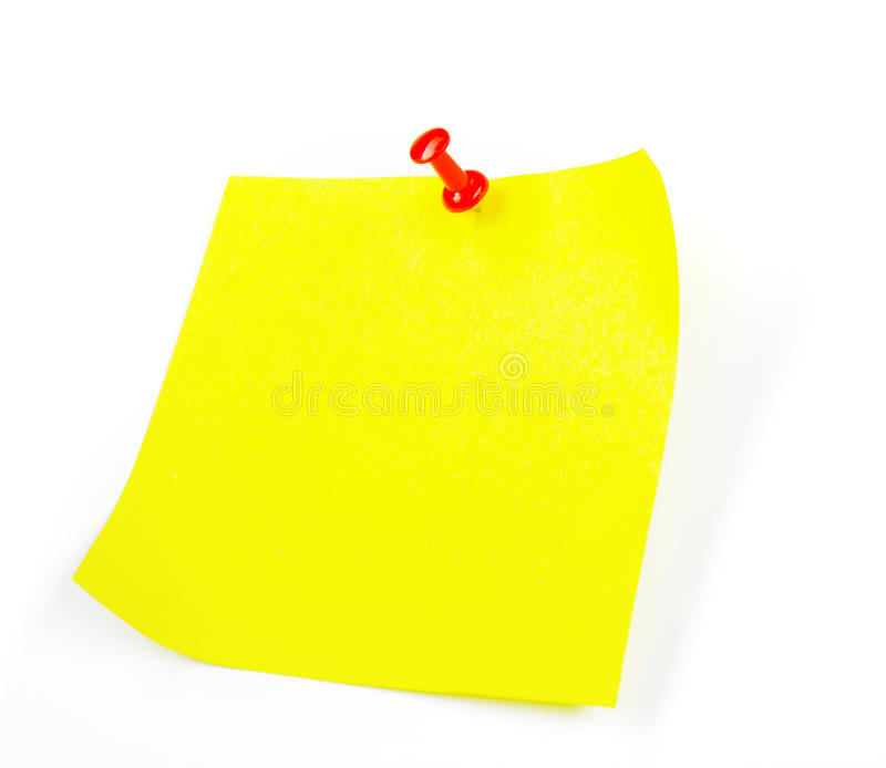 θέση κίτρινη στοκ φωτογραφία