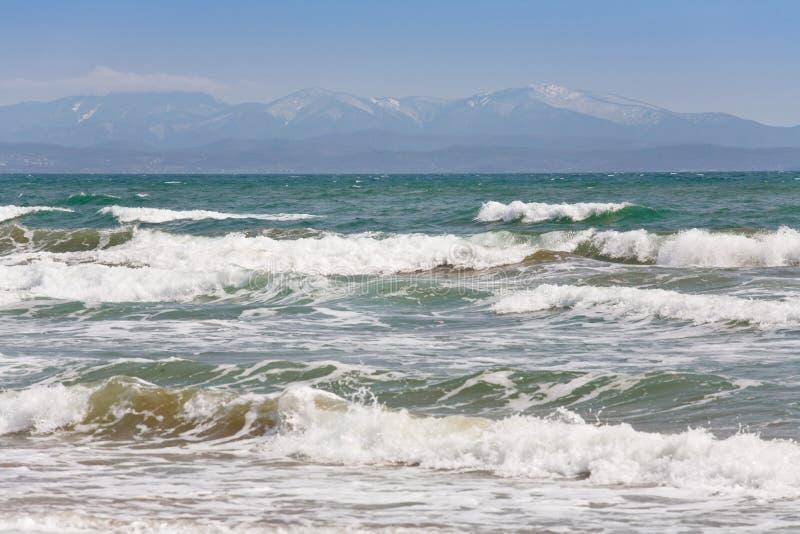 θαλάσσιος δρόμος στοκ φωτογραφία με δικαίωμα ελεύθερης χρήσης