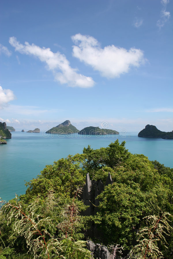 θαλάσσιο λουρί πάρκων ANG στοκ φωτογραφία