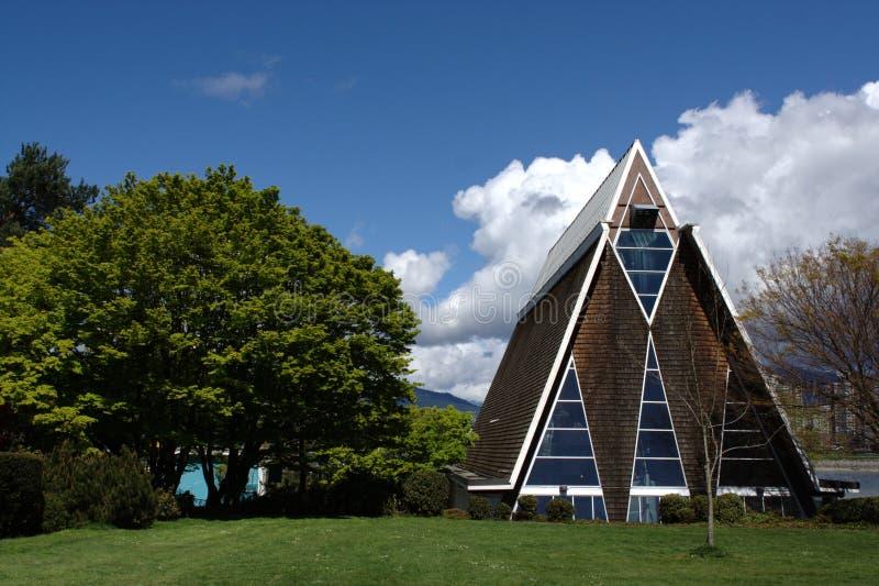 θαλάσσιο μουσείο Βανκ&omi στοκ φωτογραφία με δικαίωμα ελεύθερης χρήσης