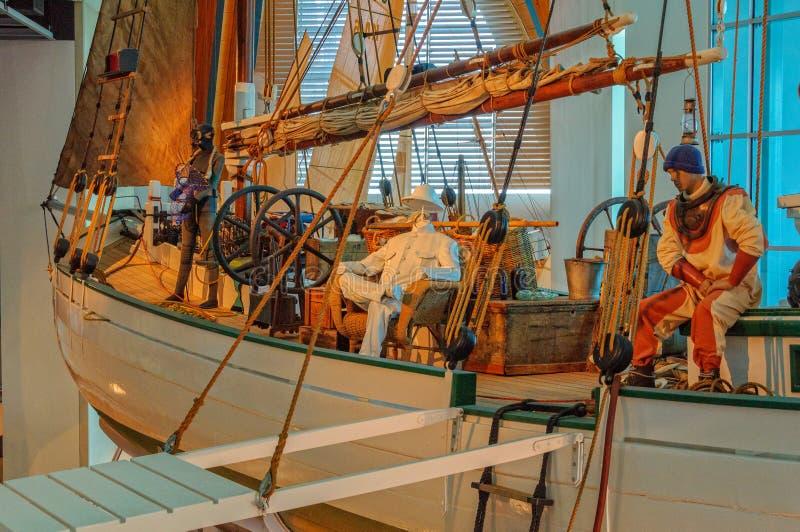 Θαλάσσιο μουσείο - Fremantle στοκ φωτογραφίες