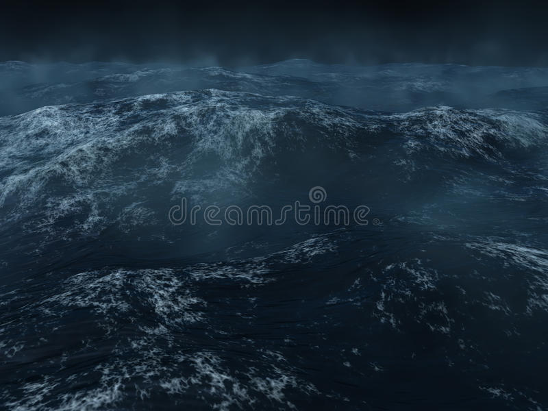 Download θαλασσοταραχή Στοκ Φωτογραφίες - εικόνα: 21493243